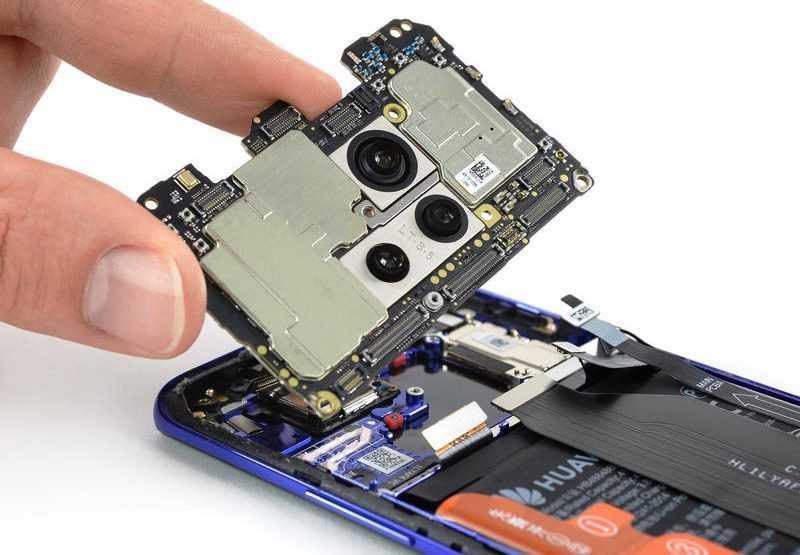 разборка Huawei Mate 20