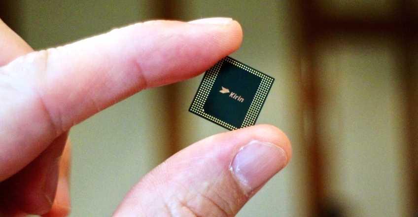 умный чип Huawei Mate 20