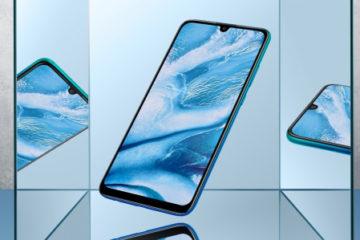 Представлен смартфон HUAWEI P smart 2019