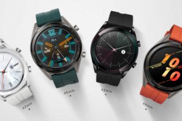 Обзор умных часов Huawei Watch GT