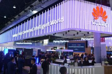 Huawei Enterprise на MWC 2019
