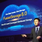 Huawei представила FusionStorage 8.0