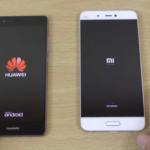 Huawei Honor 8 vs Xiaomi Mi 5s