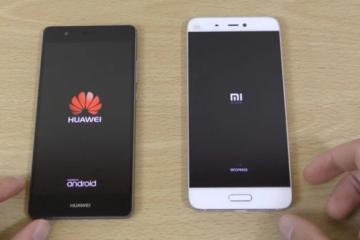 Сравним смартфоны Huawei Honor 8 и Xiaomi Mi5