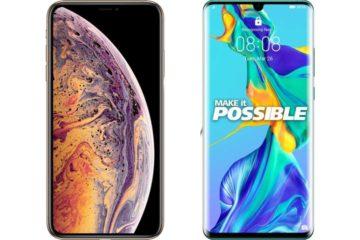 Apple iPhone 7 vs Huawei P10 Lite