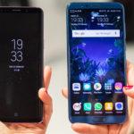 Какой телефон лучше — Самсунг или Хонор