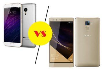 Какие телефоны лучше Huawei или Xiaomi