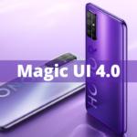 5 смартфонов Honor получили новую прошивку Magic UI 4