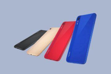 Обзор Honor 8A - характеристики сверхбюджетного смартфона