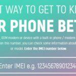 Проверка гарантии и подлинности Хуавей или Хонор по Imei на телефоне/планшете