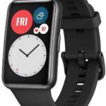 Huawei Watch Fit TIA-B09 Black – цена на Huawei Watch Fit TIA-B09 Black, купить Huawei Watch Fit TIA-B09 Black в интернет магазине МТС