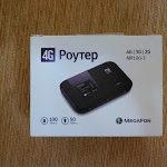 Роутер 3G/4G-WiFi Huawei E5372 (MR100-3)