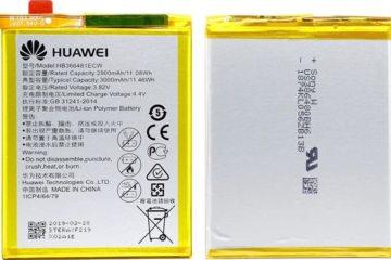 Аккумулятор Huawei HB366481ECW — купить в интернет-магазине OZON с быстрой доставкой