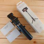 Обзор беспроводного монопод-штатива Huawei AF15 / Цифровое фото и аксессуары для съёмки / iXBT Live