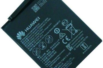 Аккумуляторная батарея (аккумулятор) HB356687ECW для Huawei Nova 2 Plus, Honor 7X, 9i, P30 Lite, Mate 10 Lite VIXION - купить в Москве и России за 660 р.