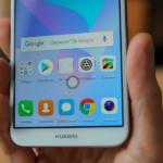 Как включить Жесты за место кнопок навигации на смартфоне Huawei – 4APK