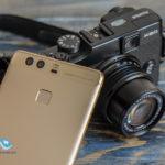 Про камеры в Huawei P9 и Leica