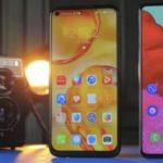 Сравнение Huawei P30 и Samsung Galaxy A41